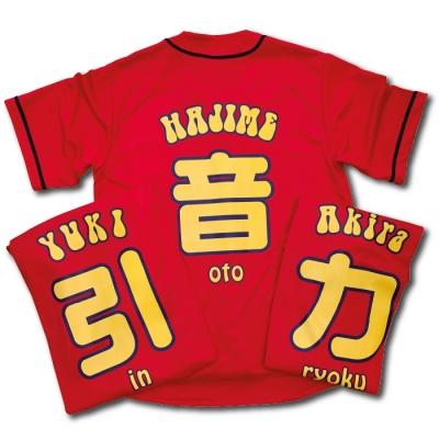 オリジナルライブシャツ