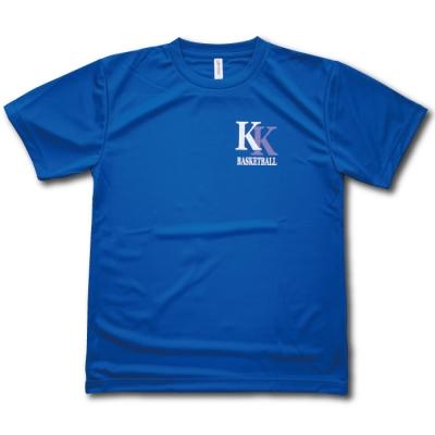バスケット部チームTシャツ
