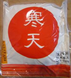 中国産 賞味期限切れ 粉寒天