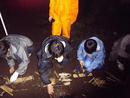 2011技キャン1 火付け2