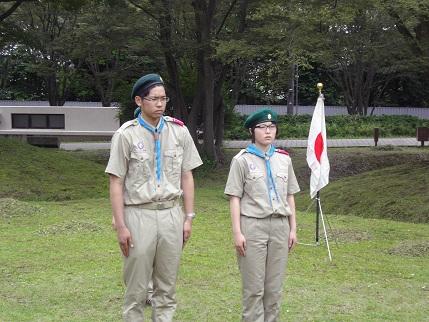2011技キャン1 最優秀隊員