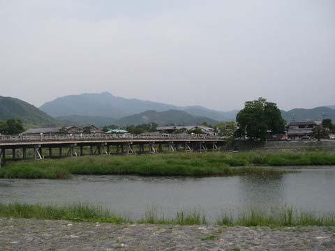 嵐山・観月橋