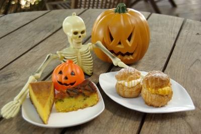 かぼちゃデザート