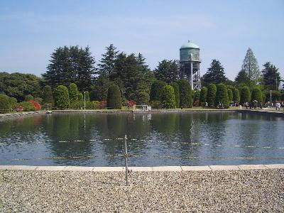 敷島浄水場2