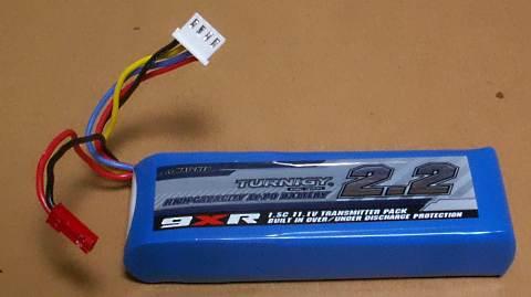 9XR専用バッテリー