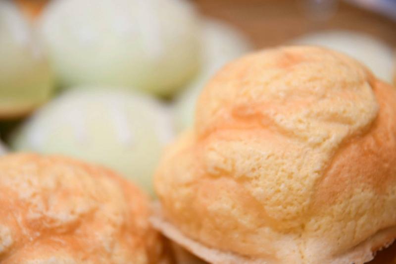 サクサクメロンパン