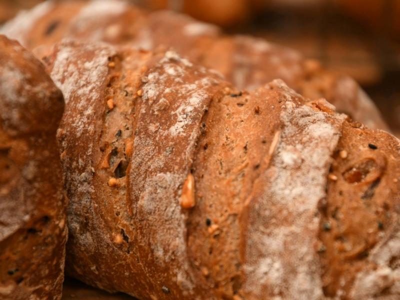 フルーツライ麦パン