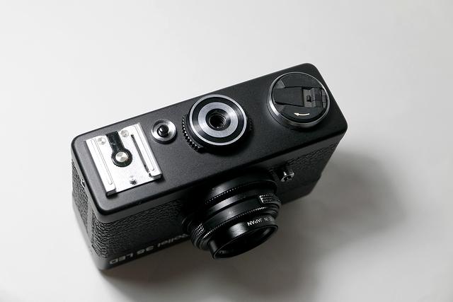 ちっちゃなフルサイズカメラ