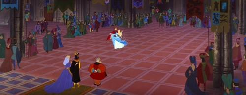 ディズニーの噂・裏技・裏話_眠れる森の美女のダンスシーン