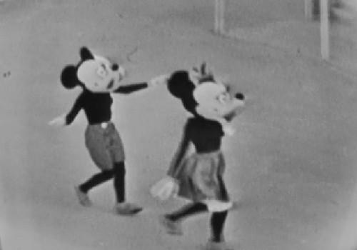 ディズニーの噂・裏技・裏話_ディズニーランド初期のミッキーミニー
