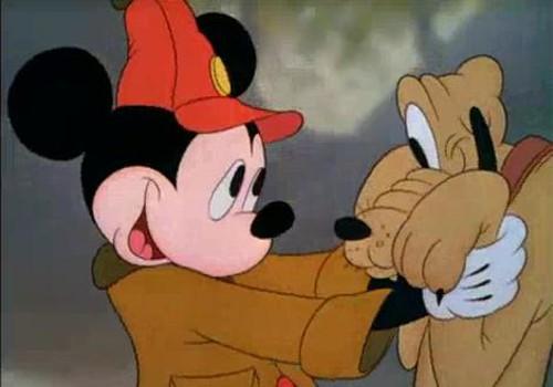 ディズニーの噂・裏技・裏話_白目が付け加えられたミッキーマウス