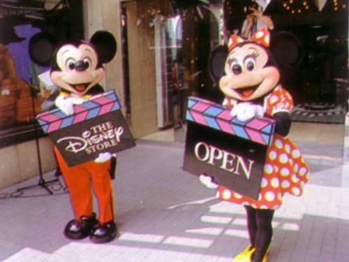 ディズニーの噂・裏技・裏話_ディズニーストア日本第1号店は横浜にできた