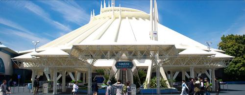 ディズニーの噂・裏技・裏話_スペース・マウンテンは本物の宇宙飛行士が監修していた
