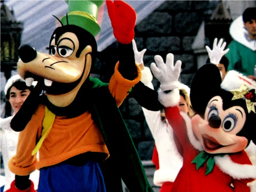 ディズニーの噂・裏技・裏話_オープン当初のクリスマス・ファンタジー