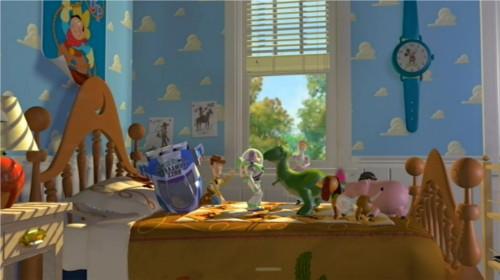 ディズニーの噂・裏技・裏話_トイ・ストーリーにミッキーマウスが登場