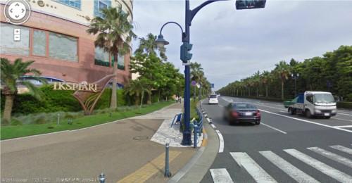 ディズニーのトリビア・裏話_舞浜駅からディズニーシーへの道