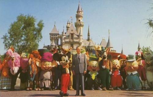 ディズニーの噂・裏技・裏話_ウォルト・ディズニーは生命保険を担保に入れてディズニーランドを完成させた