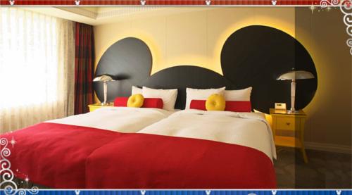 ディズニーの噂・裏技・裏話_ディズニーアンバサダーホテルの最高級スイートルーム