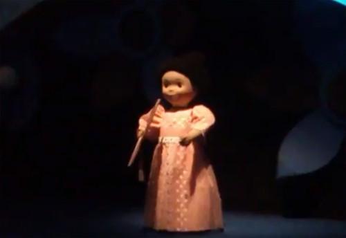 ディズニーの噂・裏技・裏話_イッツ・ア・スモールワールドに黒柳徹子人形がいる