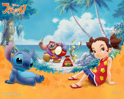 ディズニーの噂・裏技・裏話_テレビアニメシリーズ「スティッチ!」の舞台が沖縄となった理由