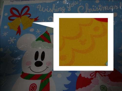ディズニーの噂・裏技・裏話_ディズニーリゾートの買い物袋には隠れミッキーが描かれている