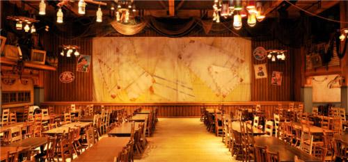 ディズニーの噂・裏技・裏話_ディズニーシーで最も座席数が多いレストランはケープコッド・クックオフ