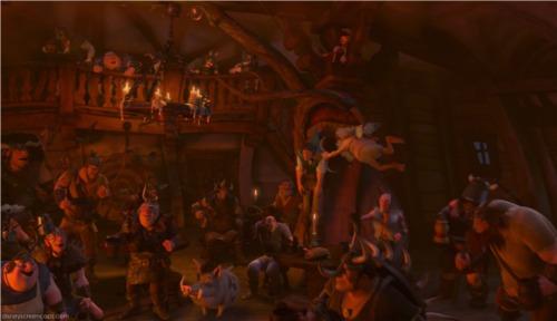 ディズニーの噂・裏技・裏話_「塔の上のラプンツェル」に隠れピノキオが出演