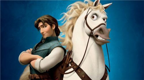ディズニーの噂・裏技・裏話_「塔の上のラプンツェル」のフリン・ライダーはディズニー史上最高にハンサム
