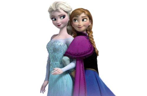 ディズニーの噂・裏技・裏話_ファンが作った私服のアナとエルサの画像が話題に