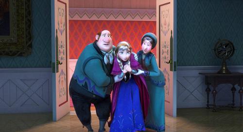 ディズニーの噂・裏技・裏話_アナとエルサの召使いの名前に隠された秘密