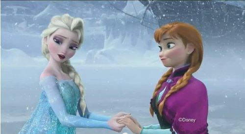 ディズニーの噂・裏技・裏話_もしもアナとエルサが私服を着たら…ファンが作った画像が話題に