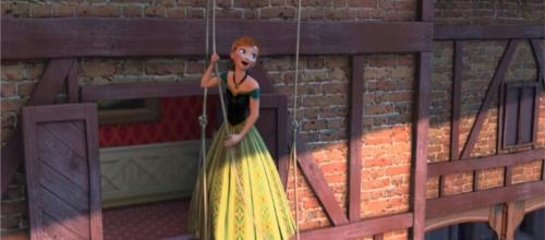 ディズニーの噂・裏技・裏話_「アナと雪の女王」に「塔の上のラプンツェル」のキャラクターがカメオ出演