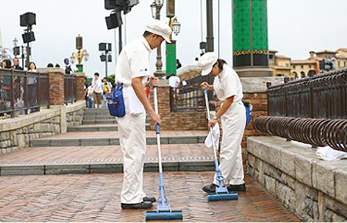 ディズニーの噂・裏技・裏話_東京ディズニーランドにはオープンから一度も掃除をしてないところがある…?