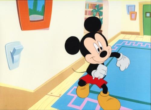 ディズニーの噂・裏技・裏話_幸せを呼ぶ四葉のクローバー隠れミッキーとは