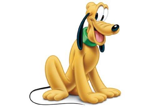 ディズニーの噂・裏技・裏話_プルートの犬種は何犬なのか