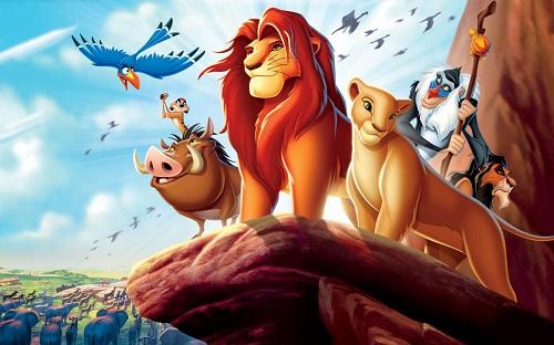 かっこいいライオンキング