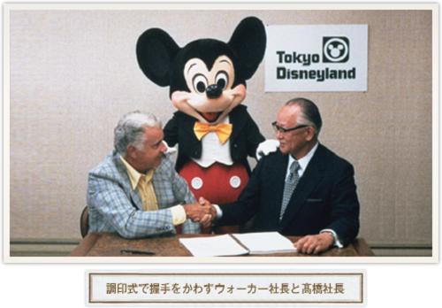 ディズニーキャラクター図鑑_ミッキーマウス(1983年)