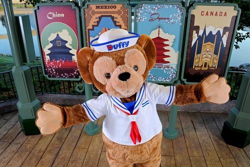 ディズニーの噂・裏技・裏話_アメリカでダッフィーの帽子が販売された