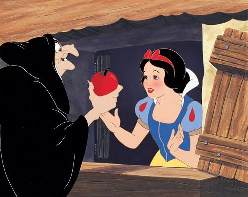 ディズニーの噂・裏技・裏話_白雪姫に贈られたオスカー像に遊び心溢れる演出がされた