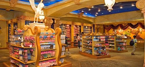 ディズニーの噂・裏技・裏話_パーク内のショップでキャストが商品補充の際に気を付けている事とは