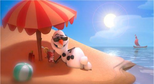 ディズニーの噂・裏技・裏話_「アナと雪の女王」に隠れオラフが登場している
