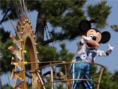 ディズニーの噂・裏技・裏話_ミッキーマウスの声優は大学教授