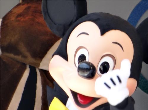 ディズニーの噂・裏技・裏話_ミッキーマウス