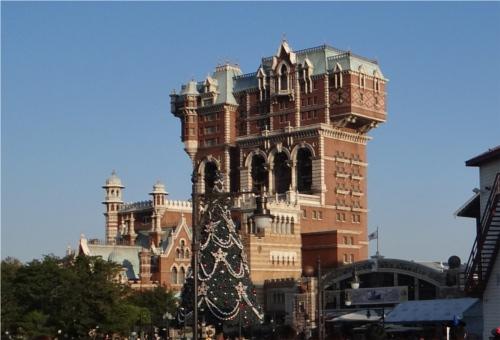 総工費ランキング第3位:タワー・オブ・テラー
