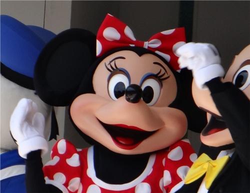 ディズニーの噂・裏技・裏話_ミニー