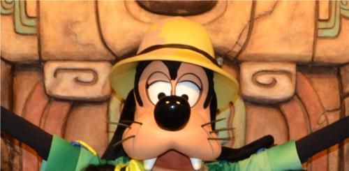 ディズニーの噂・裏技・裏話_ディズニーシーの「グリーティングトレイル」の待ち列に隠れミッキー
