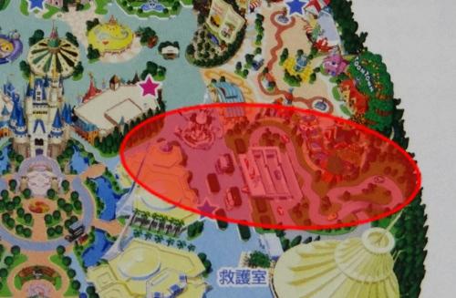 ディズニーの噂・裏技・裏話_ファンタジーランドが面積2倍に!どのように拡張されるのか