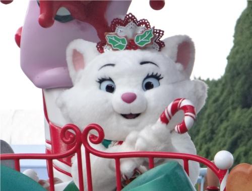 ディズニーの噂・裏技・裏話_ディズニーキャラクターのクリスマスコスチュームをウォッチ