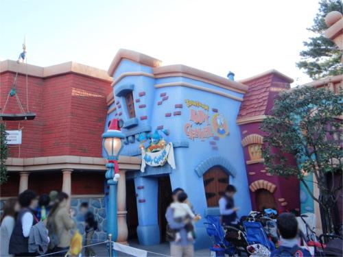 ディズニーの噂・裏技・裏話_トゥーンタウンのベビーセンターに描かれたキャラクターの正体とは