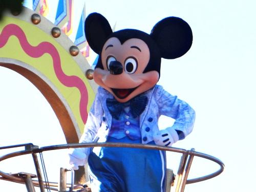 ディズニーの噂・裏技・裏話_東京ディズニーリゾートのミッキーはいつ顔が変わったのか